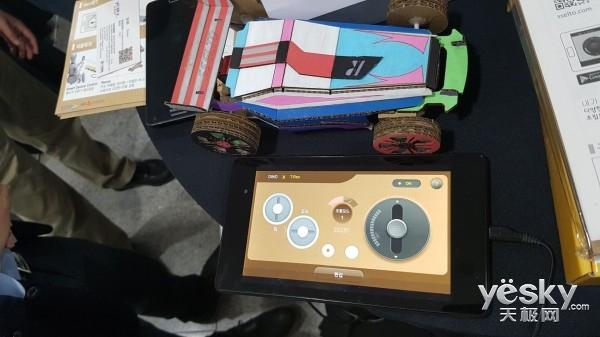 可以动起来的模型 SSELTO智能益智玩具登场